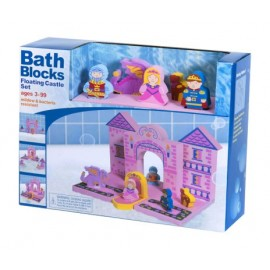 Bath Blocks Castle Set