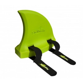 SwimFin neon lime