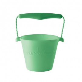 Scrunch-bucket pastel groen