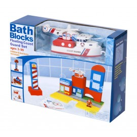 Bath Blocks Coast Guard Set