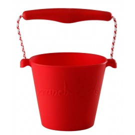 Scrunch-bucket rood