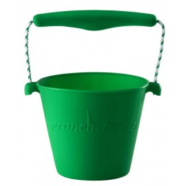 Scrunch-bucket groen