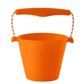 Scrunch-bucket oranje